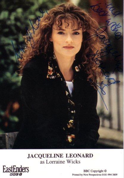Jacqueline Leonard