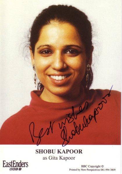Shobu Kapoor choreographer